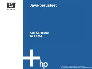Java-perusteet