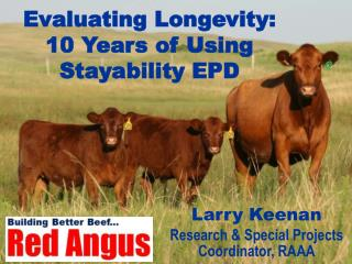 Evaluating Longevity:  10 Years of Using Stayability EPD