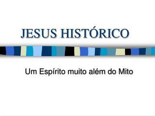 JESUS HIST RICO