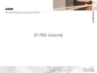 IP-PBX Asterisk