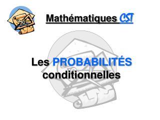Math matiques CST