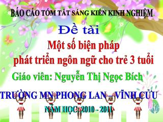 I.  T VN