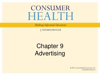 9. Advertising