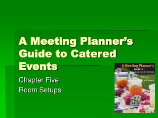 A Meeting Planner