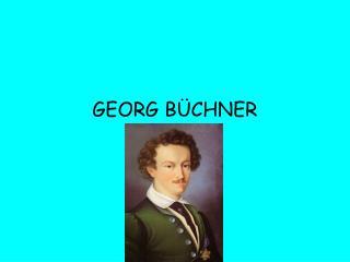 GEORG B CHNER