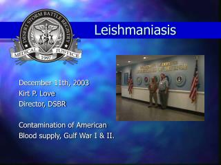 Leishmaniasis