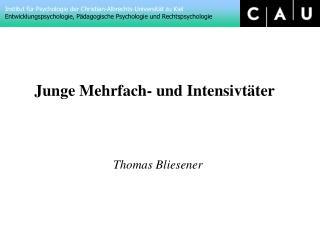 Institut f r Psychologie der Christian-Albrechts-Universit t zu Kiel Entwicklungspsychologie, P dagogische Psychologie u