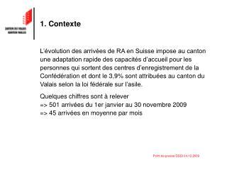 Structures d accueil pour familles de requ rants d asile dans le Haut-Valais