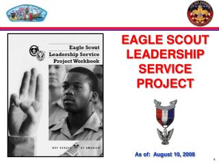 EAGLE SCOUT  LEADERSHIP SERVICE PROJECT