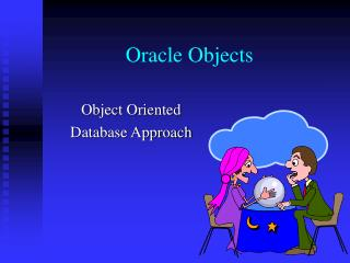 Oracle Objects