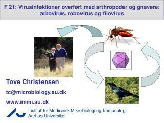 Institut for Medicinsk Mikrobiologi og Immunologi Aarhus Universitet