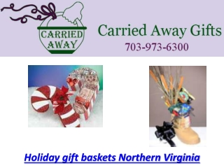 Christmas Gift Baskets Northern Virginia