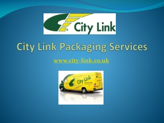 City Link Packaging Services