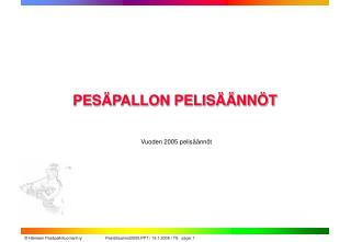 PES PALLON PELIS  NN T