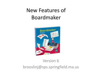 New Features of Boardmaker