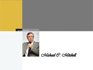 Michael C. Mitchell