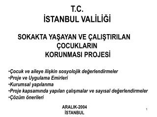 T.C. ISTANBUL VALILIGI