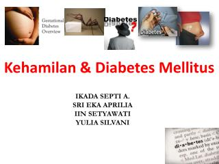 Kehamilan  Diabetes Mellitus