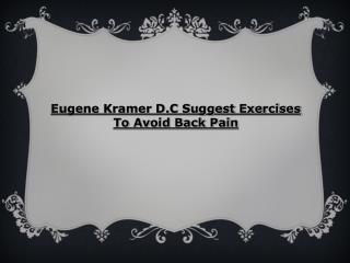 Eugene Kramer