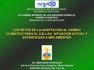 LOS RETOS DE LA ADAPTACI N AL CAMBIO CLIM TICO PARA EL CALLAO: SITUACI N ACTUAL Y ESTRATEGIAS A IMPLEMENTAR
