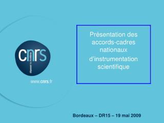 Bordeaux   DR15   19 mai 2009