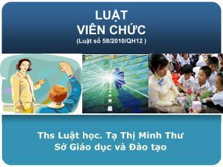 LUT VI N CHC Lut s 58