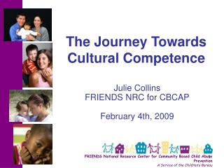 The Journey Towards Cultural Competence
