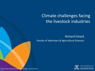 Impact of Climate Change on Livestock Production