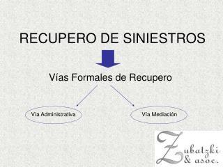 RECUPERO DE SINIESTROS