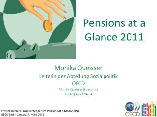 Pensions at a Glance 2011
