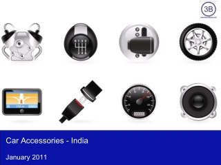 Car Accessories Market in India 2011
