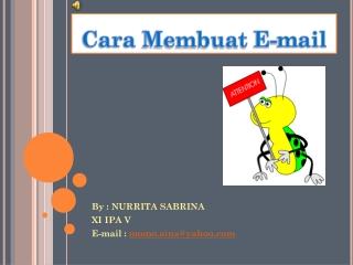 Tutorial cara Membuat e-mail