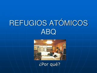 REFUGIOS AT MICOS ABQ