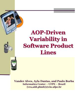 AOP-Driven Variability in Software Product Lines