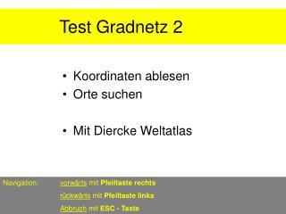 Test Gradnetz 2        .