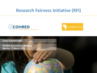 Research  Development for global competitiveness