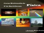 Curso Multimedia de  2  de Bachillerato