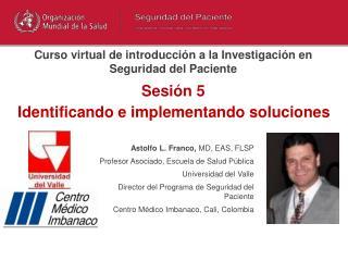 Identificando e implementando soluciones