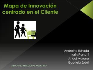 Mapa de Innovaci n centrado en el Cliente