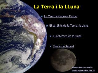 La Terra i la LLuna