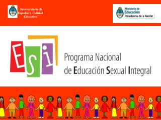 Ley Nacional 26.150  Educaci n Sexual Integral