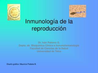 Inmunolog a de la reproducci n