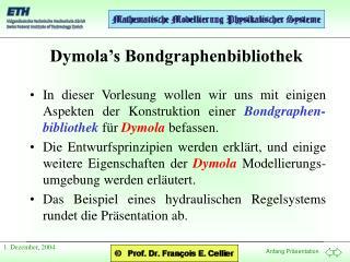 Dymola s Bondgraphenbibliothek