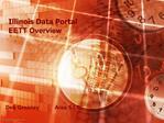 Illinois Data Portal EETT Overview