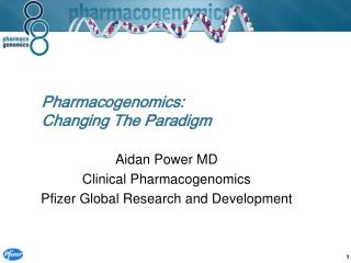 Pharmacogenomics:  Changing The Paradigm