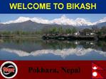 BIKASH Introduction