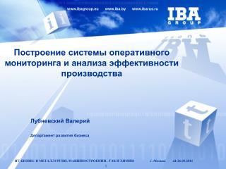 Ibagroup.eu       iba.by      ibarus.ru