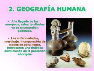 2. GEOGRAF A HUMANA