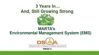 Environmental Management Systems