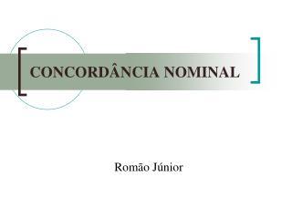 CONCORD NCIA NOMINAL